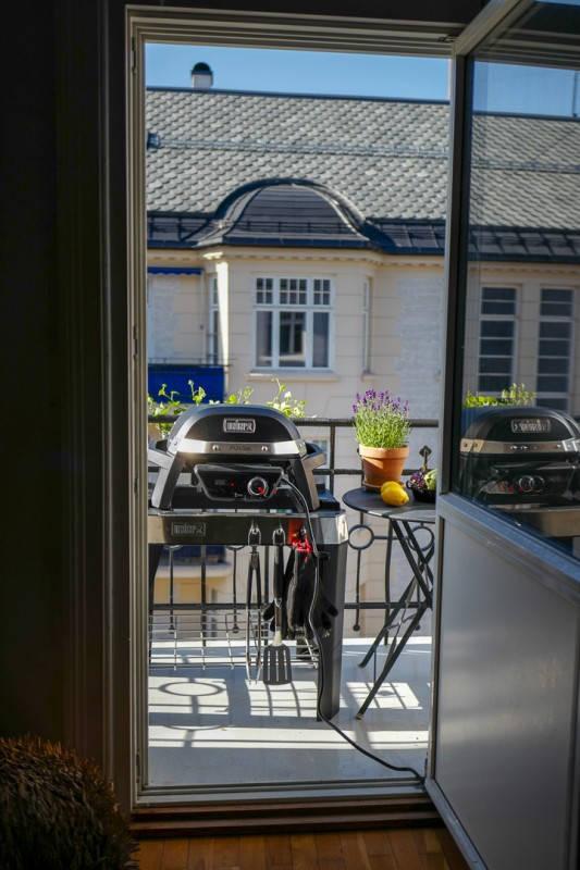 L1450077 - Endelig kan jeg grille på verandaen!