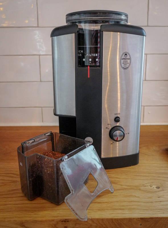 L1450626 - Slik brygger du perfekt kaffe ifølge baristaverdensmester Tim Wendelboe