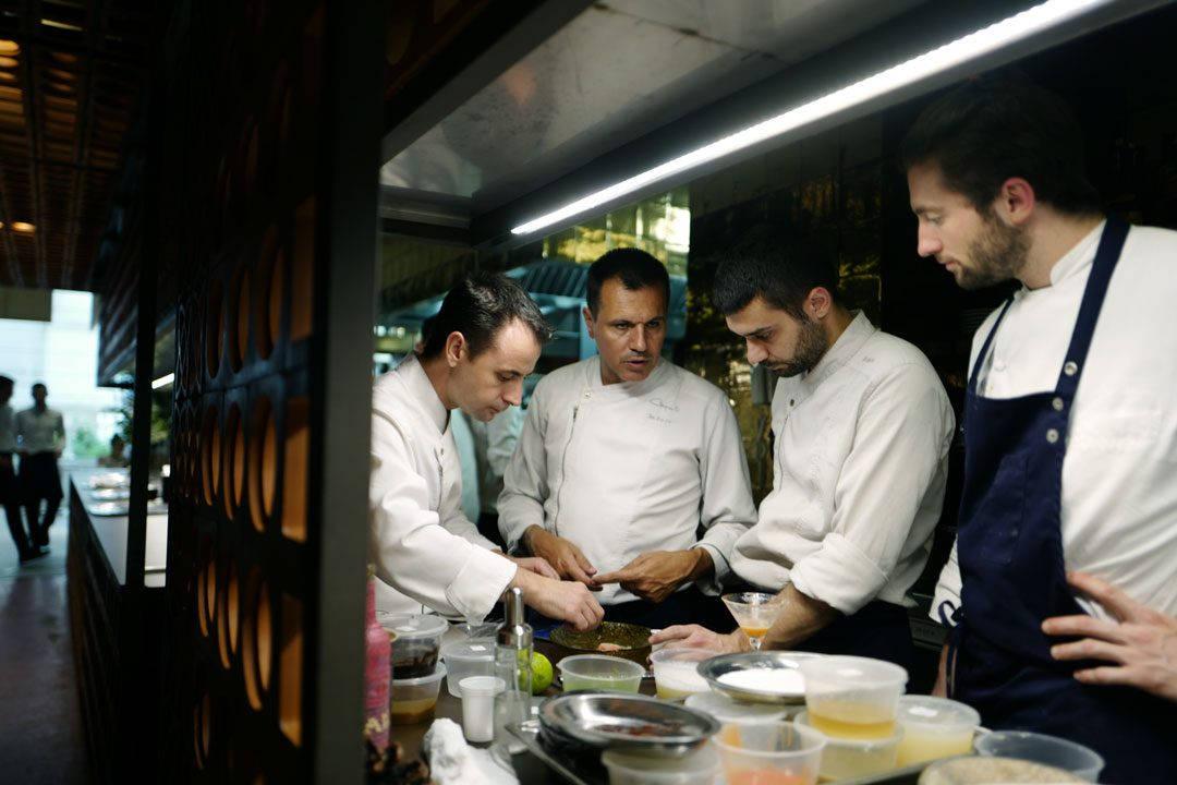 disfrutar 10 1080x720 - Dette er de 50 beste restaurantene i verden, og Maaemo er blant dem!