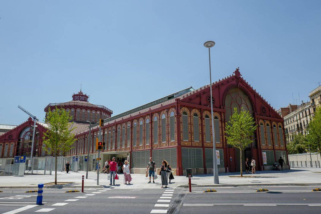 L1490019Barcelona costabrava cataluna helleskitchen 1080x720 - Fysen på fisk? Bli med til Barcelonas flotteste matmarked