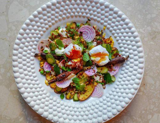 L1500100 520x400 - Egg- og bacon-salat
