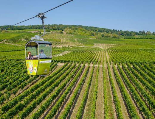 Rudesheim germany helleskitchenL1500393 520x400 - Tyskland med tog: Bli med til vinbyen Rüdesheim