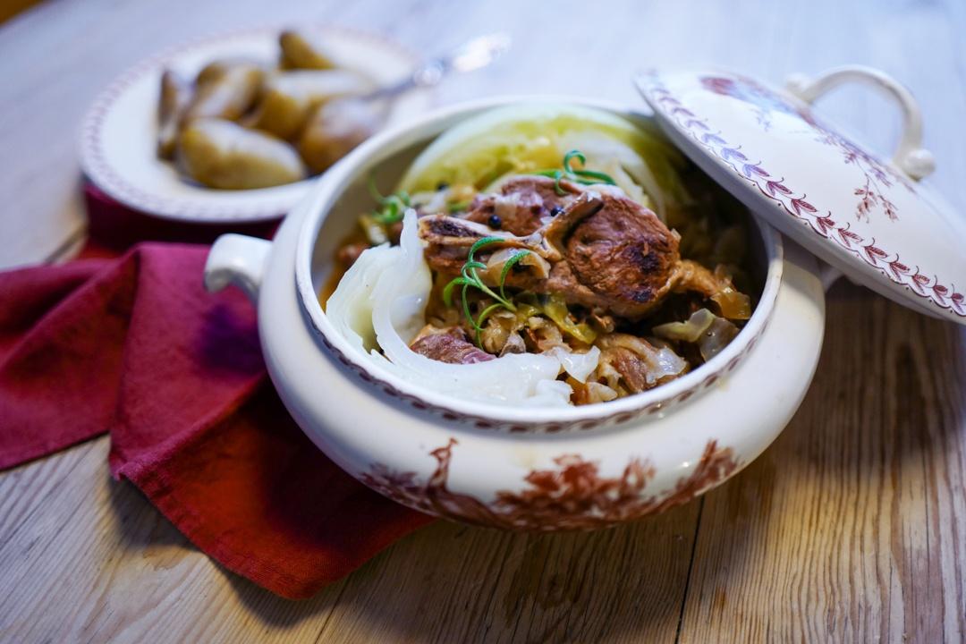 Fårikål – The national dish of Norway – Helleskitchen